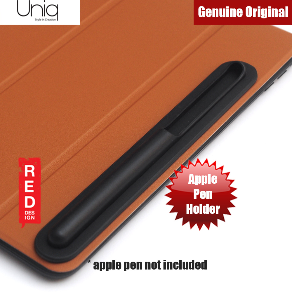 Picture of Uniq Pencil Sheathe an Apple Pencil Holder (Black) Red Design- Red Design Cases, Red Design Covers, iPad Cases and a wide selection of Red Design Accessories in Malaysia, Sabah, Sarawak and Singapore