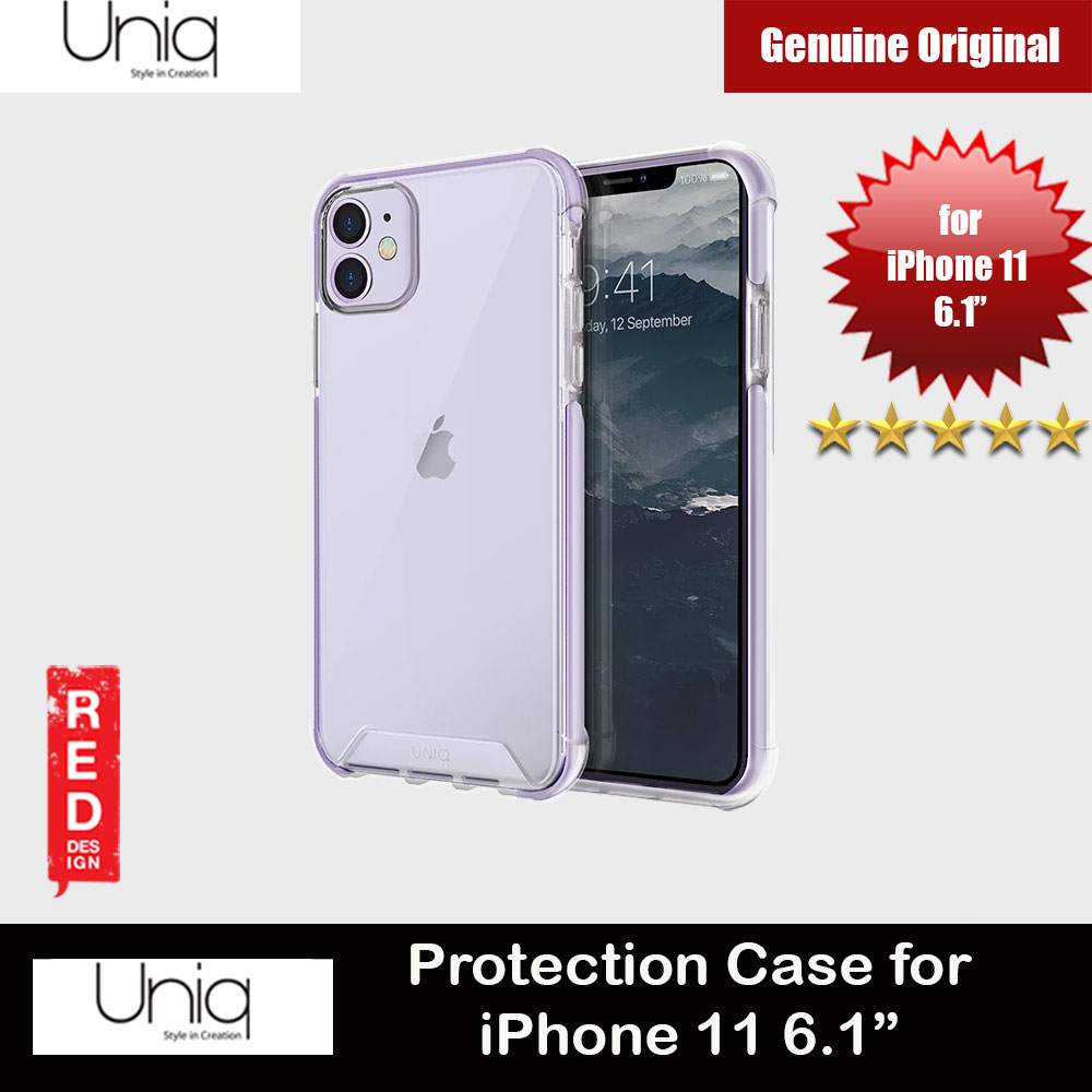 Picture of Uniq Combat Extreme Reinforced Corner Defense Protection Hybrid Case for Apple iPhone 11 6.1 (Purple) Apple iPhone 11 6.1- Apple iPhone 11 6.1 Cases, Apple iPhone 11 6.1 Covers, iPad Cases and a wide selection of Apple iPhone 11 6.1 Accessories in Malaysia, Sabah, Sarawak and Singapore