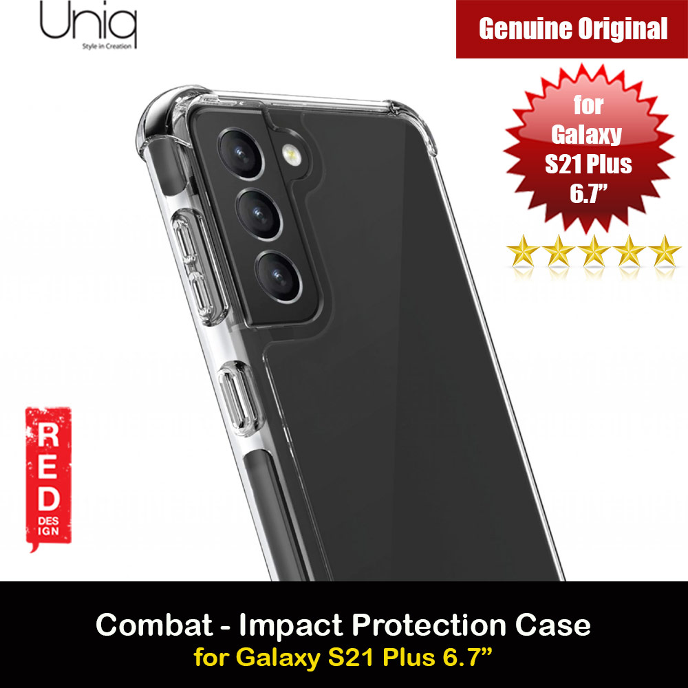 Picture of Uniq Combat Ultra Tough Drop Protection Case Flexi Fit Rugged Case with Military Grade Protection for Samsung Galaxy S21 Plus 6.7 (Black) Samsung Galaxy S21 Plus 6.7- Samsung Galaxy S21 Plus 6.7 Cases, Samsung Galaxy S21 Plus 6.7 Covers, iPad Cases and a wide selection of Samsung Galaxy S21 Plus 6.7 Accessories in Malaysia, Sabah, Sarawak and Singapore