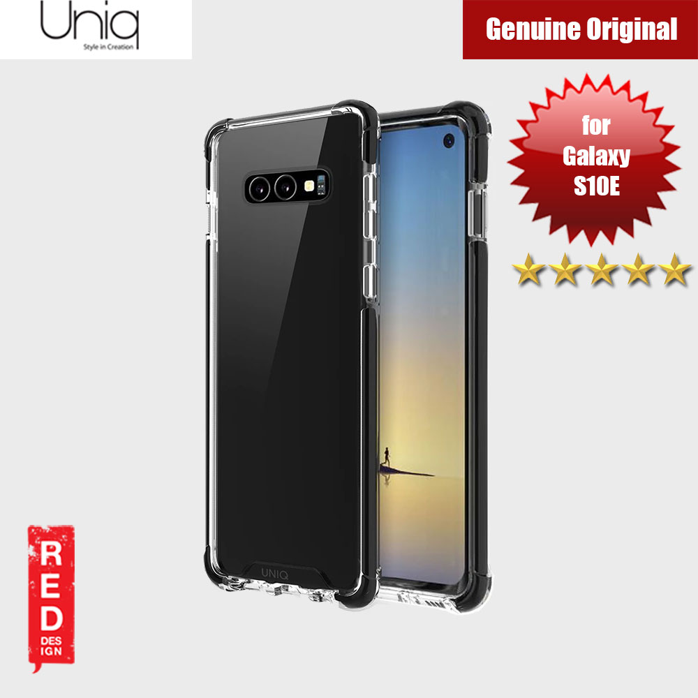 Picture of Uniq Combat Protection Case for Samsung Galaxy S10E (Black) Samsung Galaxy S10e- Samsung Galaxy S10e Cases, Samsung Galaxy S10e Covers, iPad Cases and a wide selection of Samsung Galaxy S10e Accessories in Malaysia, Sabah, Sarawak and Singapore