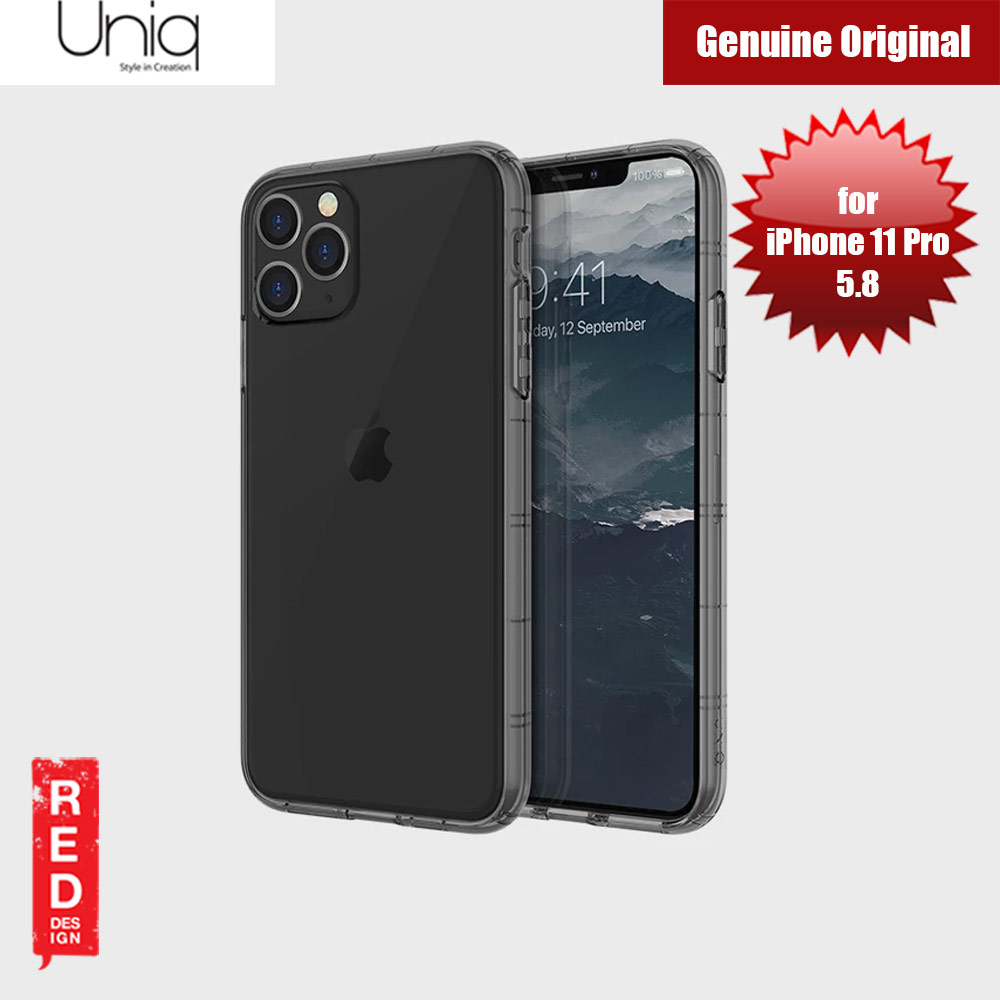 Picture of Uniq Air Fender Light Weight Series Drop Protection Case for Apple iPhone 11 Pro 5.8 (Grey) Apple iPhone 11 Pro 5.8- Apple iPhone 11 Pro 5.8 Cases, Apple iPhone 11 Pro 5.8 Covers, iPad Cases and a wide selection of Apple iPhone 11 Pro 5.8 Accessories in Malaysia, Sabah, Sarawak and Singapore