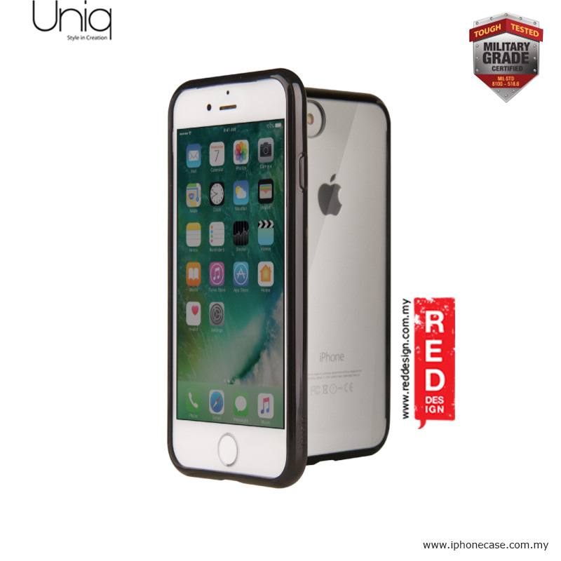 Picture of Uniq Lifepro Xtreme Military Grade Protection Case for Apple iPhone 7 Plus iPhone 8 Plus 5.5 - Black Apple iPhone 8 Plus- Apple iPhone 8 Plus Cases, Apple iPhone 8 Plus Covers, iPad Cases and a wide selection of Apple iPhone 8 Plus Accessories in Malaysia, Sabah, Sarawak and Singapore