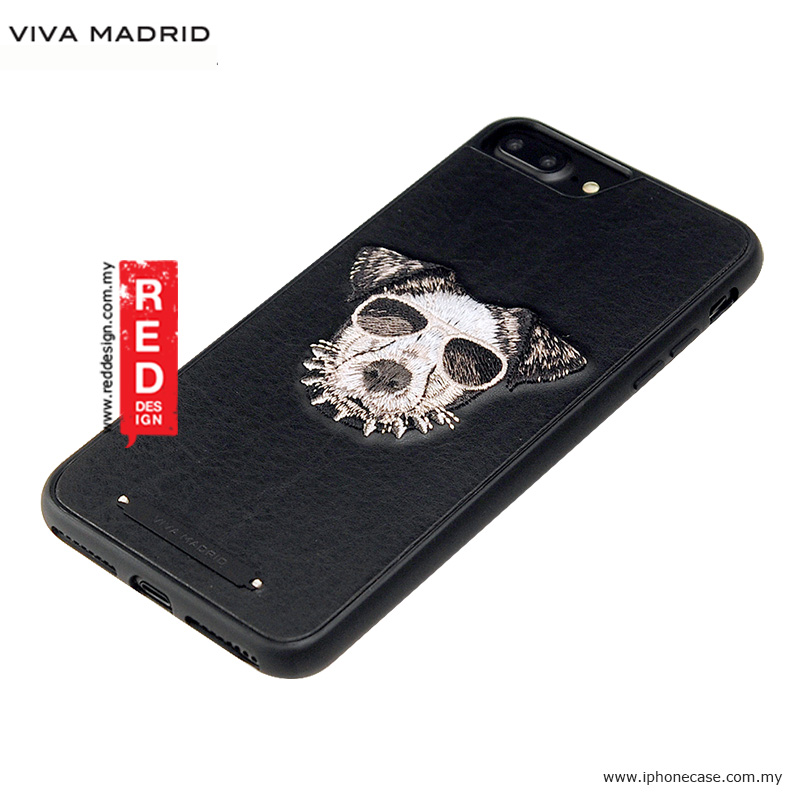 Picture of Apple iPhone 8 Plus Case | Viva Madrid  Embroidery Fashion Artwork Back Case for Apple iPhone 6S Plus 5.5 iPhone 7 Plus iPhone 8 Plus 5.5 - Pup Star