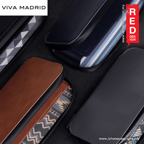 Picture of Apple iPhone 5 Case | Viva Madrid Robusto Universal Weather Proof Wallet Case Phone Pocket for Apple iPhone X  or up to 5.5 - Gray