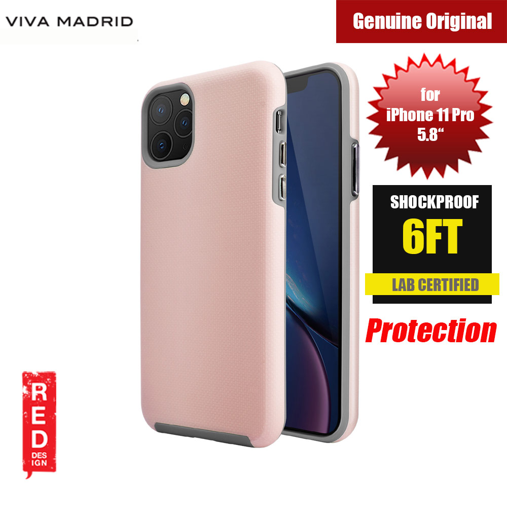 Picture of Viva Madrid VanGuard Shield Modelo Drop Shock TPU Bumper Case for Apple iPhone 11 Pro 5.8 (Crush Pink) Apple iPhone 11 Pro 5.8- Apple iPhone 11 Pro 5.8 Cases, Apple iPhone 11 Pro 5.8 Covers, iPad Cases and a wide selection of Apple iPhone 11 Pro 5.8 Accessories in Malaysia, Sabah, Sarawak and Singapore
