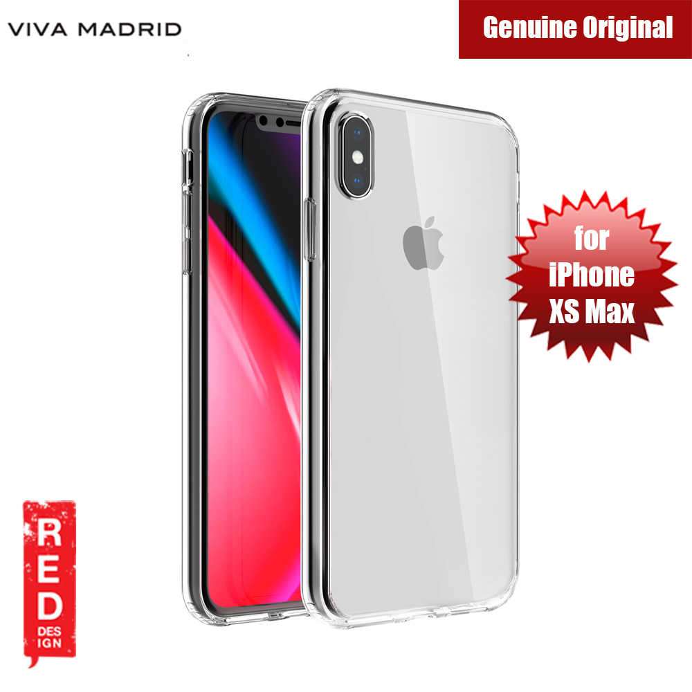 Picture of Viva Madrid Escudo Protection and Camera Protection Case for Apple iPhone XS Max (Clear) Apple iPhone XS Max- Apple iPhone XS Max Cases, Apple iPhone XS Max Covers, iPad Cases and a wide selection of Apple iPhone XS Max Accessories in Malaysia, Sabah, Sarawak and Singapore