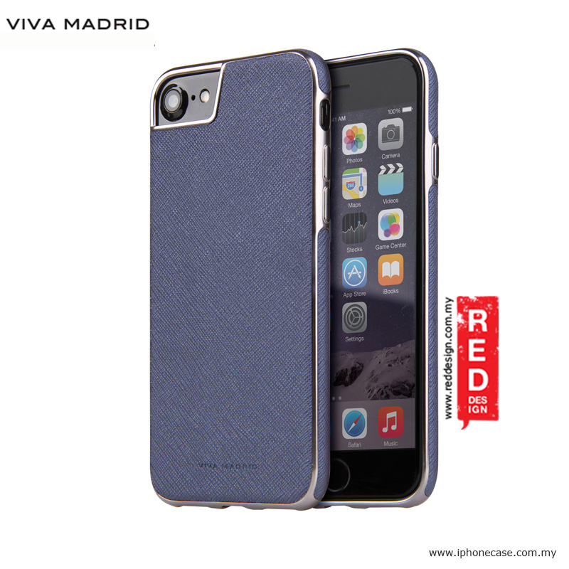 Picture of Viva Madrid Eterno Back Case for Appe iPhone 7 iPhone 8 4.7 - Blue Apple iPhone 8- Apple iPhone 8 Cases, Apple iPhone 8 Covers, iPad Cases and a wide selection of Apple iPhone 8 Accessories in Malaysia, Sabah, Sarawak and Singapore