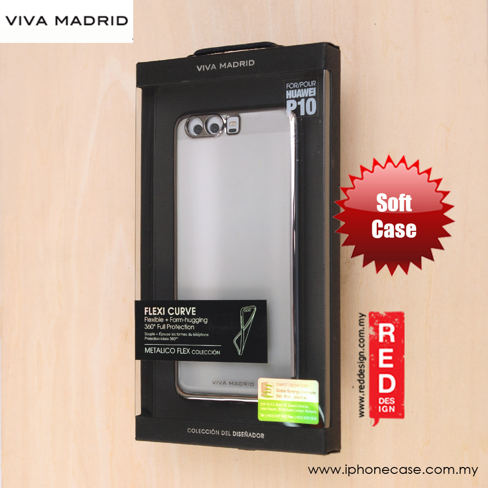 Picture of Huawei P10 5.1  | Viva Madrid Metalico Flex Series Soft TPU for Huawei P10 5.1 (Gunmetal)