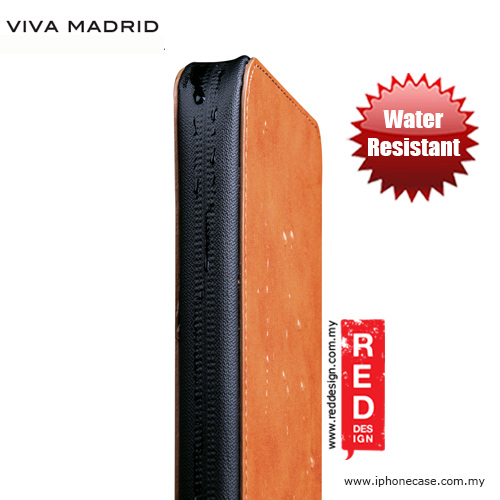 Picture of Apple iPhone 5 Case | Viva Madrid Robusto Universal Weather Proof Wallet Case Phone Pocket for Apple iPhone X or up to 5.5 - Brown