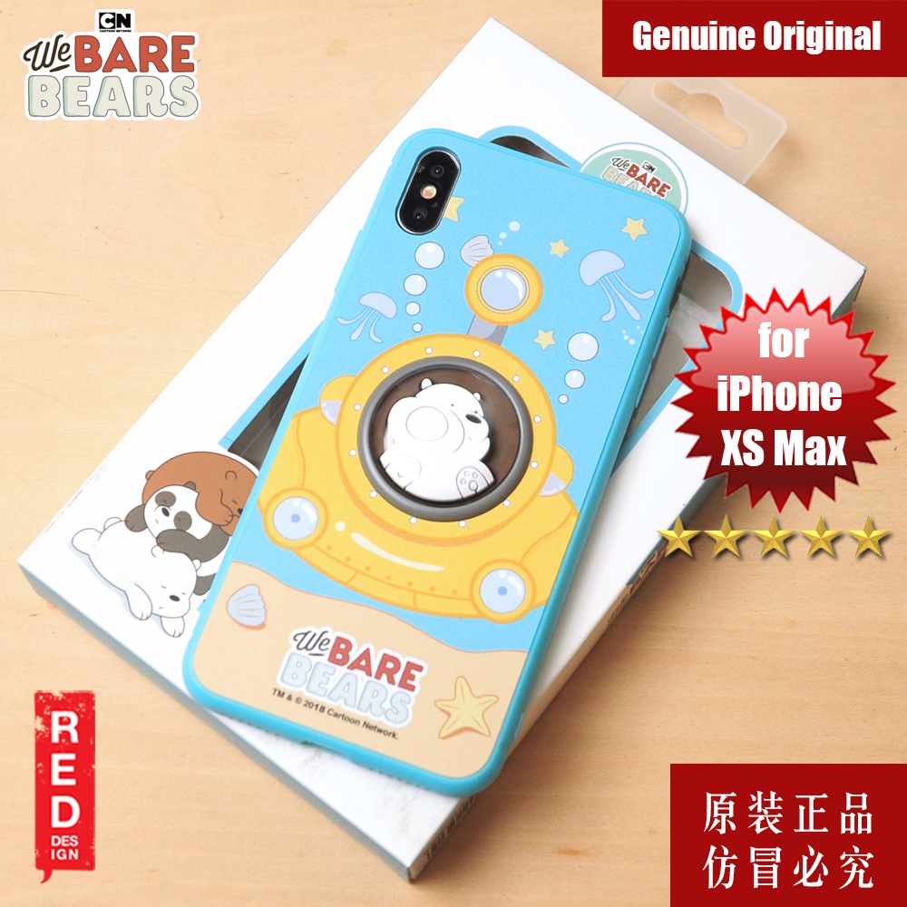 Picture of We Bare Bears Fashion Case for Apple iPhone XS Max (Ice Bear) Apple iPhone XS Max- Apple iPhone XS Max Cases, Apple iPhone XS Max Covers, iPad Cases and a wide selection of Apple iPhone XS Max Accessories in Malaysia, Sabah, Sarawak and Singapore