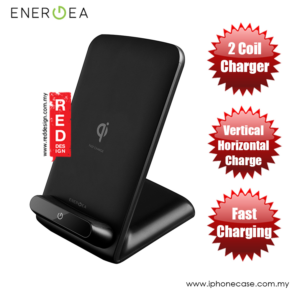 Picture of Energea WiDock Fast Wireless Charging Dock up to 10W Compatible with iPhone 8 Plus iPhone X Note 8 Apple iPhone 8- Apple iPhone 8 Cases, Apple iPhone 8 Covers, iPad Cases and a wide selection of Apple iPhone 8 Accessories in Malaysia, Sabah, Sarawak and Singapore
