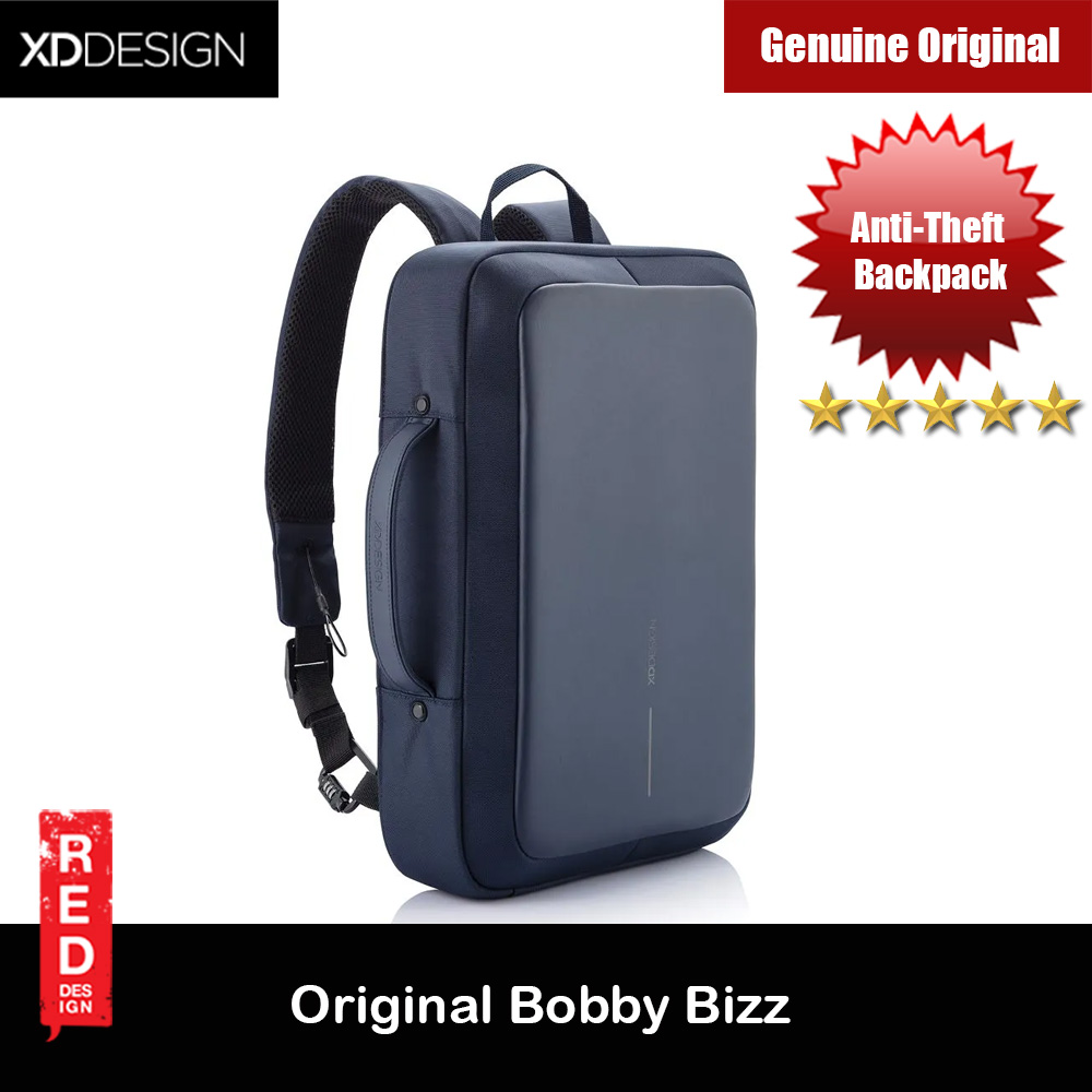 Picture of XD Design Bobby Bizz The Business Briefcase and Backpack (Navy) Red Design- Red Design Cases, Red Design Covers, iPad Cases and a wide selection of Red Design Accessories in Malaysia, Sabah, Sarawak and Singapore