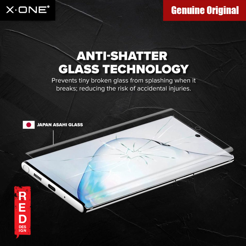 Picture of Samsung Galaxy Note 10 Plus  | X.One UV Pro Full Glue Glass for Samsung Galaxy Note 10 Plus (DIY apply glue)
