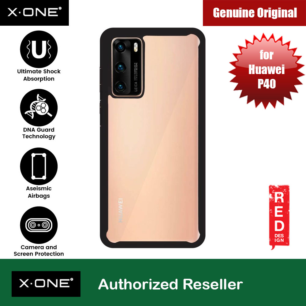 Picture of X.One DropGuard 2.0 Drop Protection Case for Huawei P40 (Black) Huawei P40- Huawei P40 Cases, Huawei P40 Covers, iPad Cases and a wide selection of Huawei P40 Accessories in Malaysia, Sabah, Sarawak and Singapore